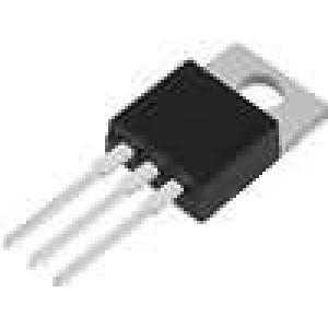 IRL2703PBF Tranzistor unipolární N-MOSFET 30V 24A 45W TO220AB