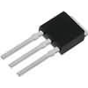 IRLU7843PBF Tranzistor unipolární N-MOSFET 30V 161A 140W IPAK