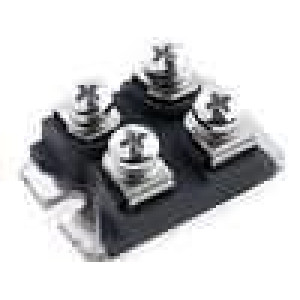 IXFN100N50P Tranzistor unipolární N-MOSFET 500V 90A 1,04kW SOT227B