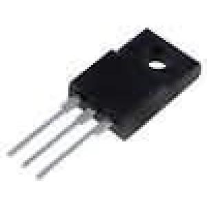 STP11NK40ZFP Tranzistor unipolární N-MOSFET 400V 9A 30W TO220FP