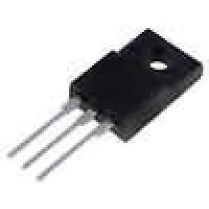 STP12NM50FP Tranzistor unipolární N-MOSFET 550V 12A 35W TO220FP
