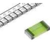 Pojistka tavná velmi rychlá sklěněná 250mA 125VAC 63VDC SMD