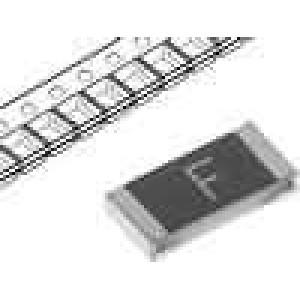 Pojistka tavná velmi rychlá keramická 2,5A 63V SMD Pouz:1206