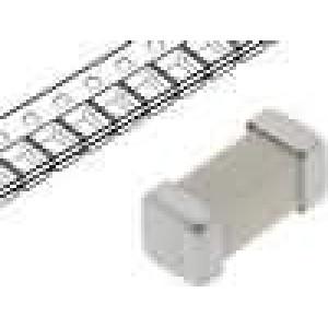 Pojistka tavná zpožděná keramická 1,6A 125VAC 125VDC SMD