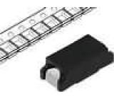 Pojistka tavná rychlá keramická 4A 125VAC 125VDC SMD OMF 125