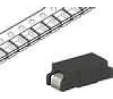 Pojistka tavná rychlá keramická 10A 125VAC 125VDC SMD