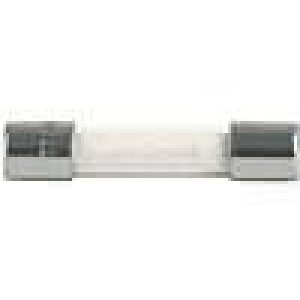 Pojistka tavná zpožděná sklěněná 3,15A 250VAC 6,3x32mm SPT