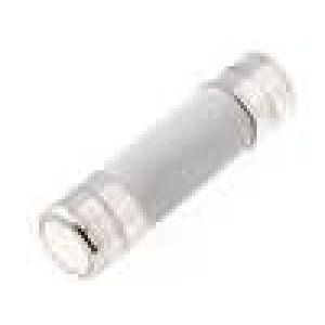 Pojistka tavná gG keramická, průmyslová 500mA 500VAC 10x38mm