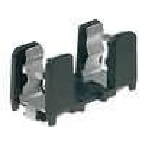 Pouzdro trubičkové pojistky do PCB 5x20mm -40-85°C 10A