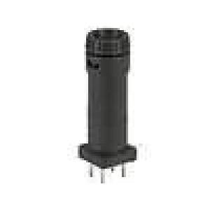 Pouzdro trubičkové pojistky do PCB 5x20mm -40-85°C 16A
