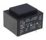 Transformátor zalévaný 1,5VA 230VAC 9V 9V do PCB