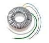 Transformátor toroidní 100VA 230VAC 60V 1,667A 1,1kg Ø:93mm