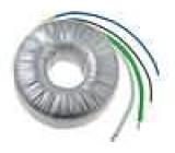 Transformátor toroidní 300VA 230VAC 30V 10A 2,5kg s vodičem