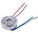 Transformátor toroidní 100VA 230VAC 19V 5,26A 1,1kg Ø:97mm