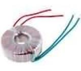 Transformátor toroidní 100VA 230VAC 28V 3,57A 1,1kg Ø:97mm
