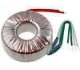 Transformátor toroidní 200VA 230VAC 40V 40V 2,5A 2,5A 2,1kg