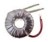 Transformátor toroidní 600VA 230VAC 12V 50A 5kg s vodičem