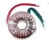 Transformátor toroidní 600VA 230VAC 12V 12V 25A 25A 5kg IP00