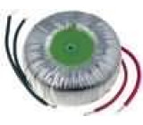 Transformátor toroidní 150VA 230VAC 17V 17V 4,41A 4,41A IP00