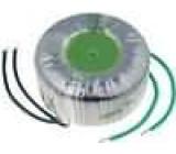 Transformátor toroidní 250VA 230VAC 24V 24V 5,2A 5,2A 2,4kg