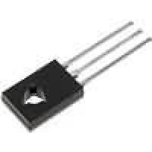 Tranzistor bipolární NPN 80V 1,5A 12W TO126