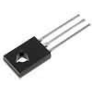 Tranzistor bipolární NPN 80V 1,5A 12,5W TO126