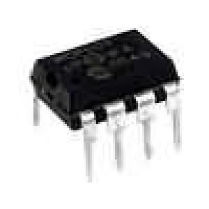 MCP601-I/P Operační zesilovač 2,8MHz 2,7-5,5VDC Kanály:1 DIP8