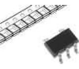 74AHC1G00GW IC číslicový NAND Vstupy:2 SOT353