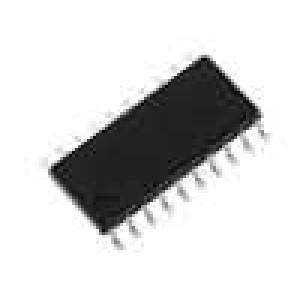 74LS373-SMD IC číslicový 3-state,8bit, D latch transparent Kanály:8 SO20