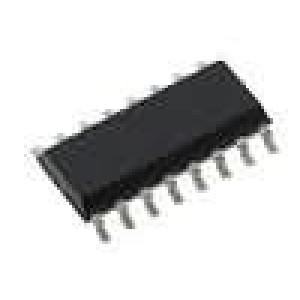 4027-SMD IC číslicový JK flip-flop 2 kanály CMOS SOP16