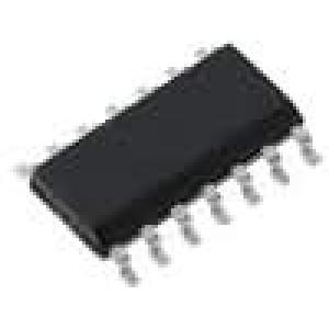 CD4011BM IC číslicový NAND Kanály:4 Vstupy:2 CMOS SOP14