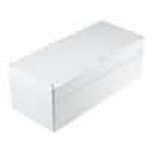 Krabička univerzální EURONORD X:150mm Y:340mm Z:121mm ABS šedá