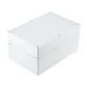 Krabička univerzální EURONORD X:164mm Y:244mm Z:120mm ABS šedá