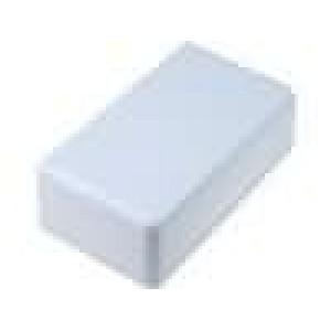 Krabička univerzální X:70mm Y:120mm Z:40mm ABS šedá