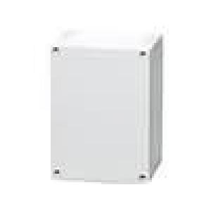 Krabička univerzální MNX X:130mm Y:180mm Z:100mm ABS šedá IK07