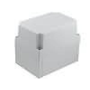 Krabička univerzální MNX X:130mm Y:180mm Z:150mm ABS šedá IK07