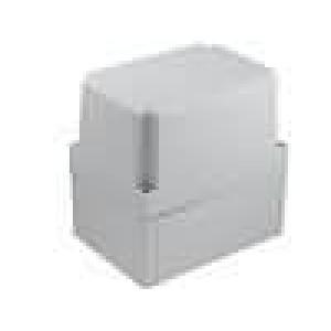 Krabička univerzální MNX X:130mm Y:180mm Z:175mm ABS šedá IK07