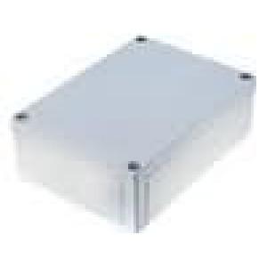 Krabička univerzální MNX X:130mm Y:180mm Z:60mm ABS šedá IK07