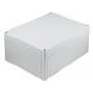 Krabička univerzální MNX X:180mm Y:255mm Z:100mm ABS šedá IK07