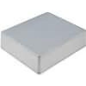 Krabička univerzální X:100mm Y:120mm Z:35mm hliník IP66