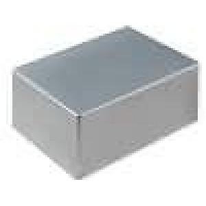 Krabička univerzální X:127mm Y:165mm Z:75mm hliník IP66
