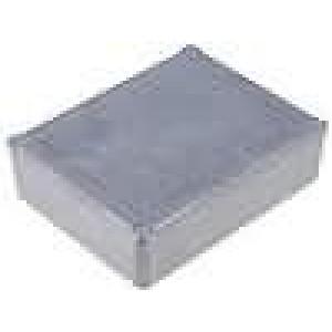 Krabička univerzální X:93,5mm Y:119mm Z:34mm hliník