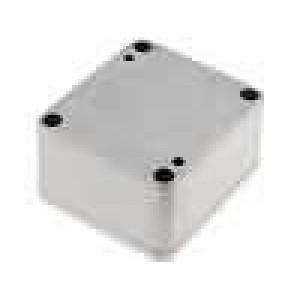 Krabička univerzální X:58mm Y:64mm Z:35mm hliník IP65