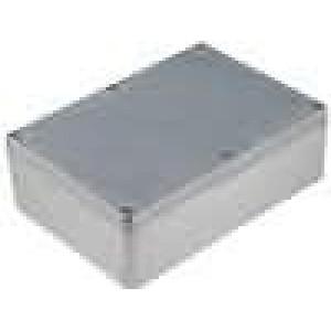 Krabička univerzální X:121mm Y:171mm Z:55mm hliník IP65