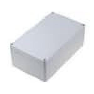 Krabička univerzální X:120mm Y:200mm Z:75mm ABS šedá