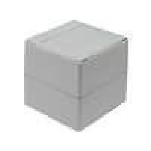 Krabička univerzální X:80mm Y:80mm Z:80mm ABS IP65 sešroubováním