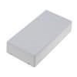 Krabička univerzální X:72mm Y:141mm Z:32mm ABS šedá