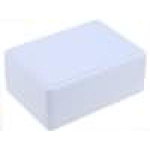 Krabička univerzální X:59mm Y:84mm Z:37mm polystyrén šedá