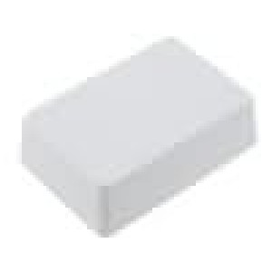 Krabička univerzální X:29mm Y:44mm Z:15mm polystyrén šedá