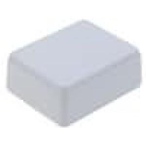 Krabička univerzální X:40mm Y:50mm Z:20mm polystyrén šedá
